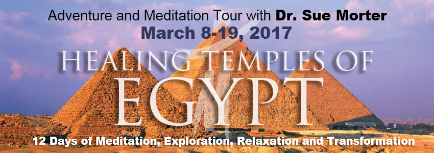 Healing Temples of Egypt